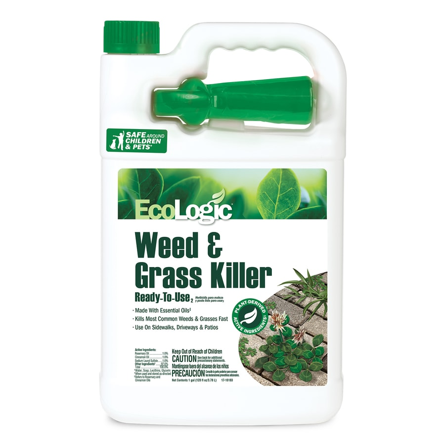 EcoLogic 1-Gallon Weed and Grass Killer