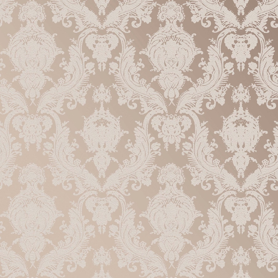 Tempaper Bisque Peelable Vinyl Self-Adhesive Textured Wallpaper