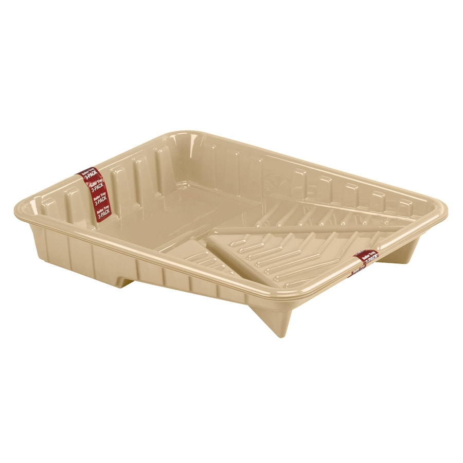 Project Source 3-Pack Paint Tray Liners (Common: 12-in x 16-in; Actual: 11.875-in x 15.75-in)