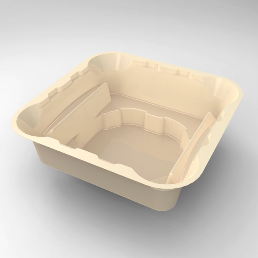 "Project Source 6-3/8"" x 6-3/8"" Disposable Paint Tray"