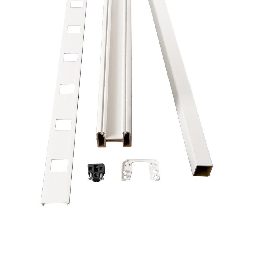 "Trex Artisan Series Railing®-42""x8' Rail Kit with Square Balusters BOX"