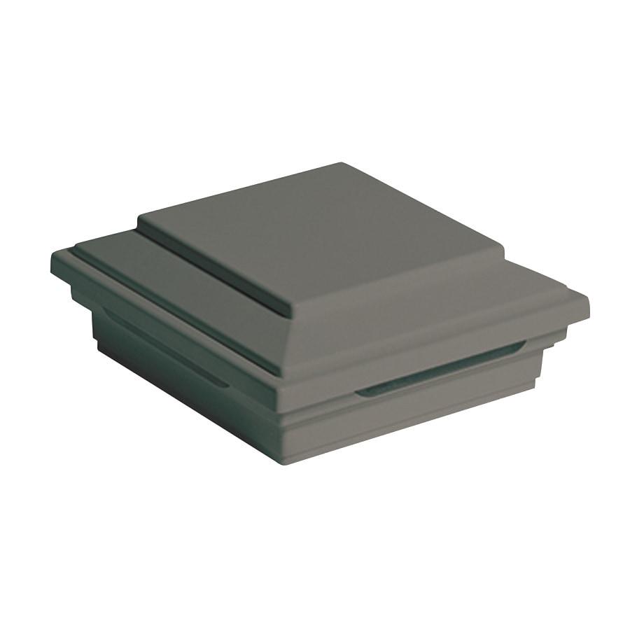 Trex (Actual: 22-in x 13.25-in) Composite Deck Post Cap