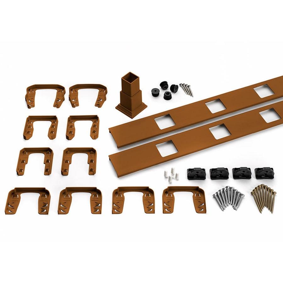 Trex Transcend Tree House Composite Deck Railing Completer Kit