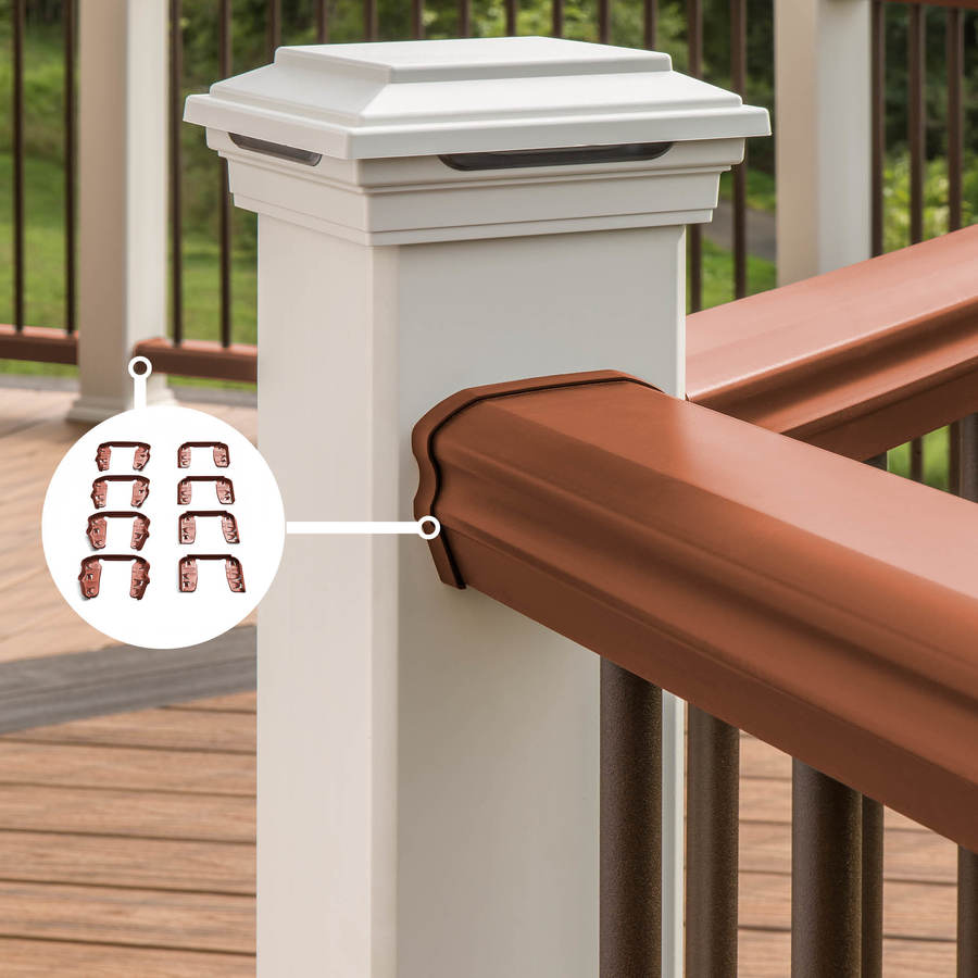 Trex Transcend Fire Pit PVC Line Connector
