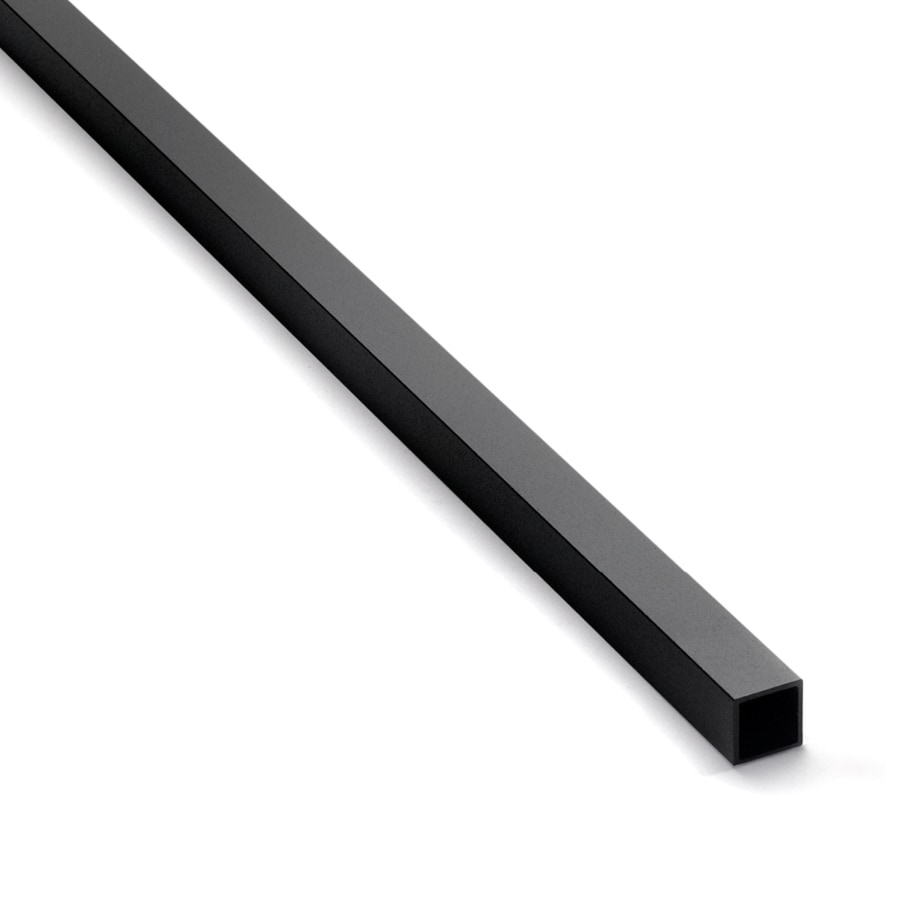Trex (Common:; Actual: 0.75-in x 0.75-in x 36.25-in) Transcend Charcoal Black Aluminum (Not Wood) Deck Baluster