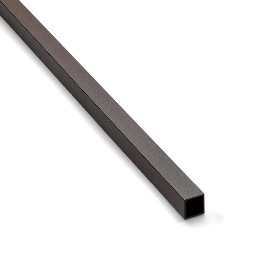 Trex (Common: 2-in x 2-in x 36-in; Actual: 1.418-in x 1.418-in x 37-in) Transcend Bronze Composite Deck Baluster