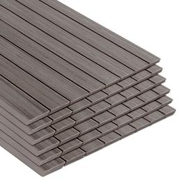 Trex Enhance 20 Ft Saddle Grooved Composite Deck Board