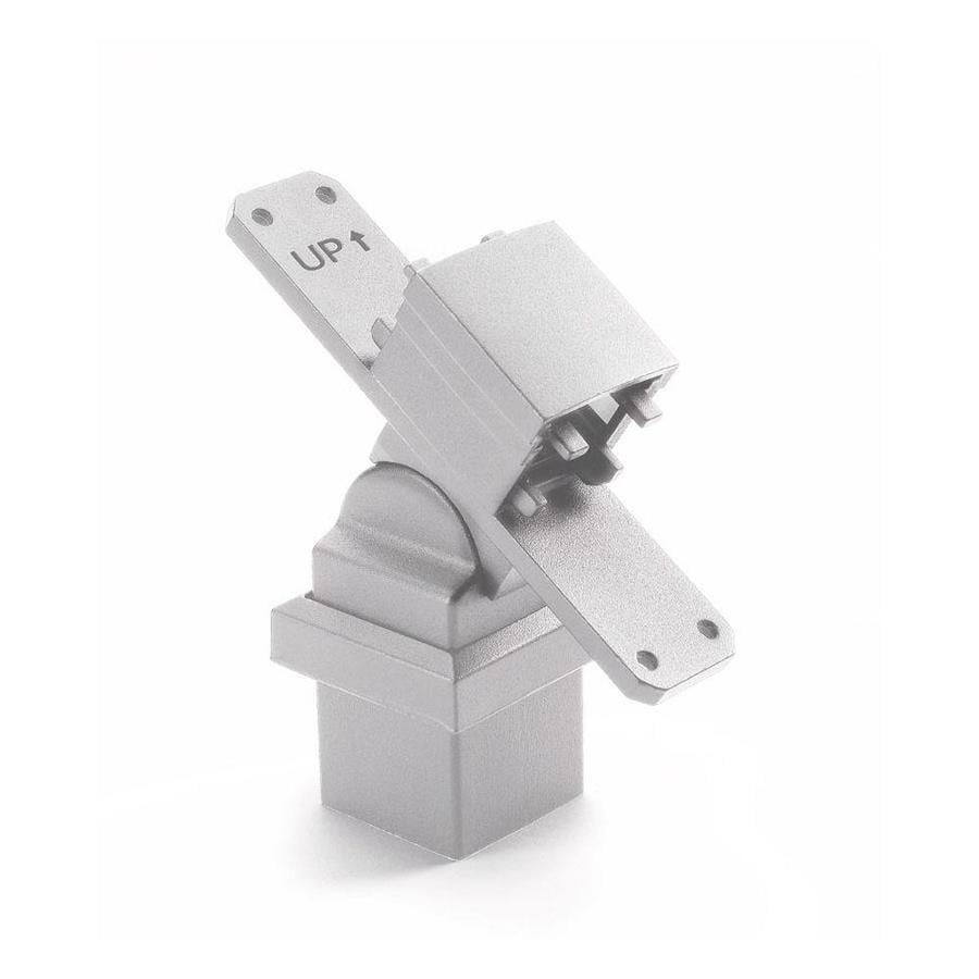 Trex Reveal Classic White PVC Stair Connector