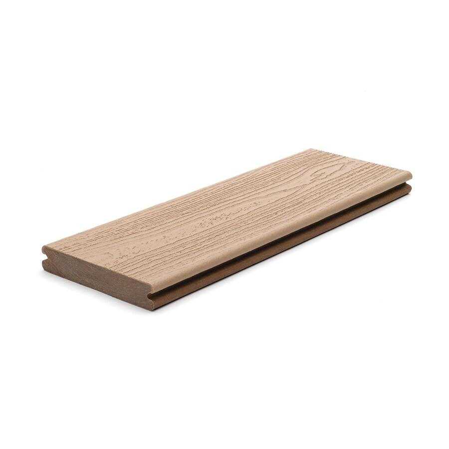 Trex Transcend Rope Swing Deck Board Sample
