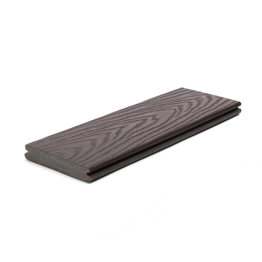 Trex Select Woodland Brown Deck Board Sample