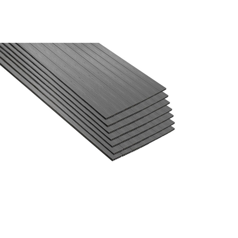 Trex Enhance Basics 20 Ft Clam Shell Grooved Composite