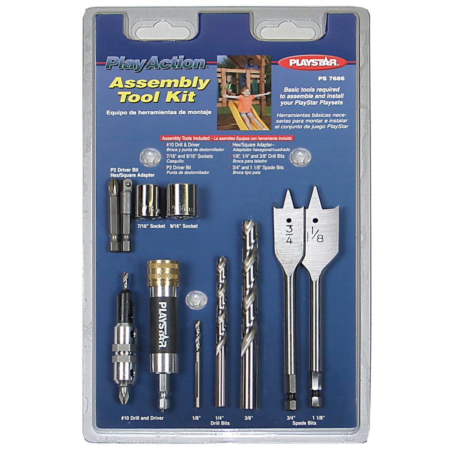 PlayStar Metal Assembly Tool Kit