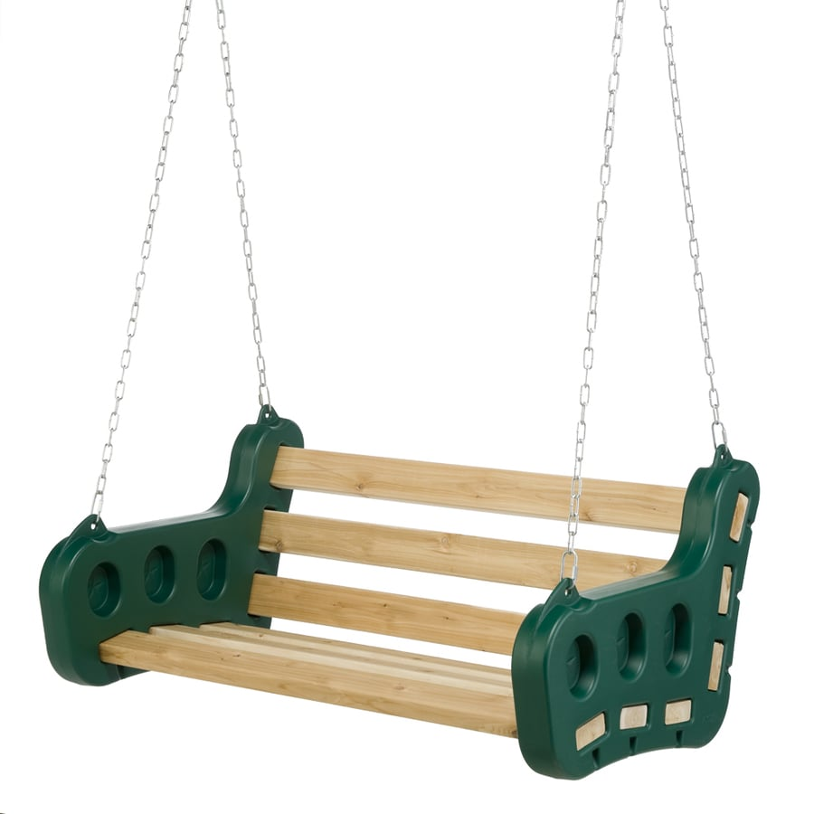 PlayStar Contoured Leisure Green Swing
