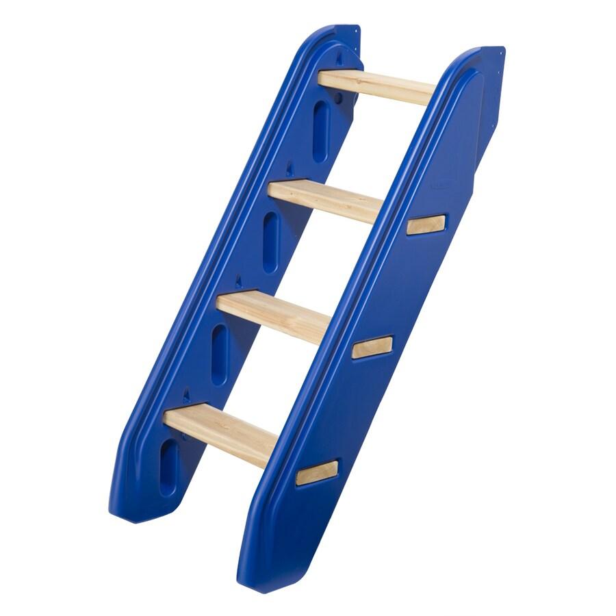 PlayStar Climbing Steps Blue Climbing Wall