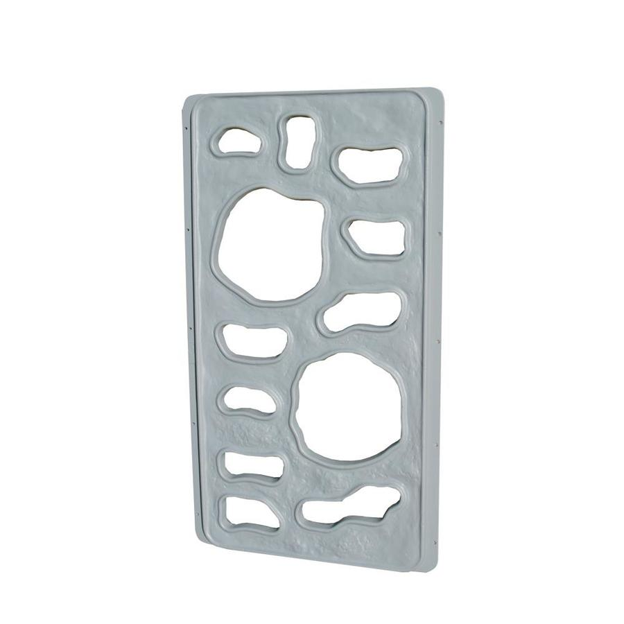 PlayStar Vertical Climber Gray Climbing Wall