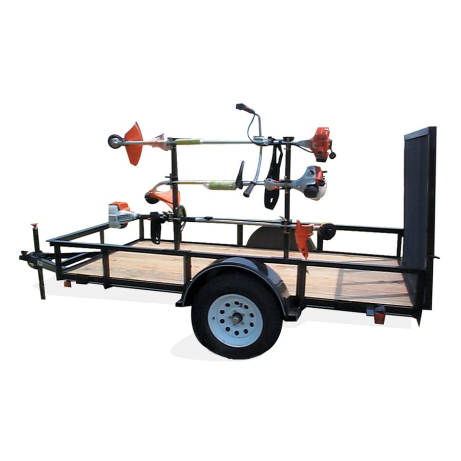 Carry-On Trailer 14-in Weed Trimmer Rack