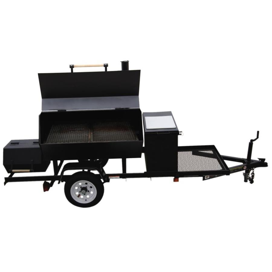 Carry-On Trailer 3-ft x 4-ft Steel Utility Trailer