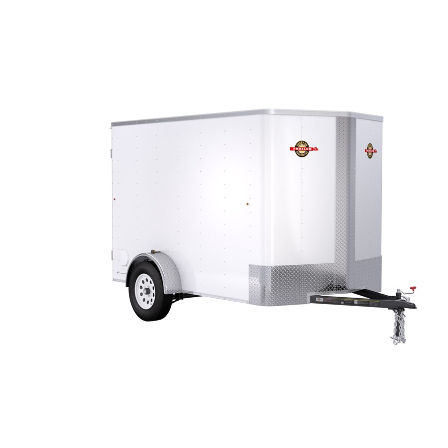 Carry On Trailer 6 Ft X 10 Enclosed