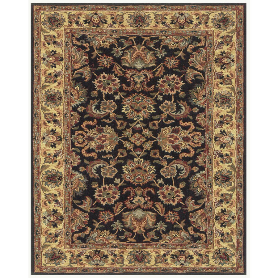 Wakefield Rectangular Indoor Tufted Throw Rug (Common: 2 x 3; Actual: 24-in W x 36-in L)