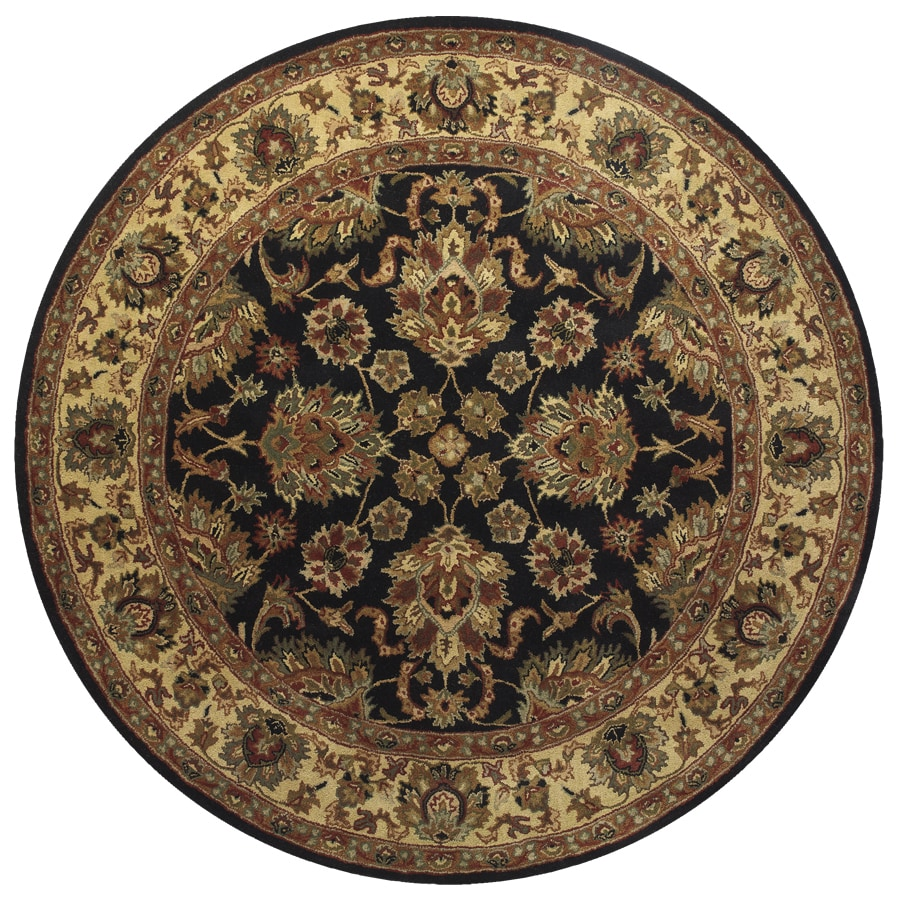 Wakefield Round Indoor Area Rug At Lowes Com