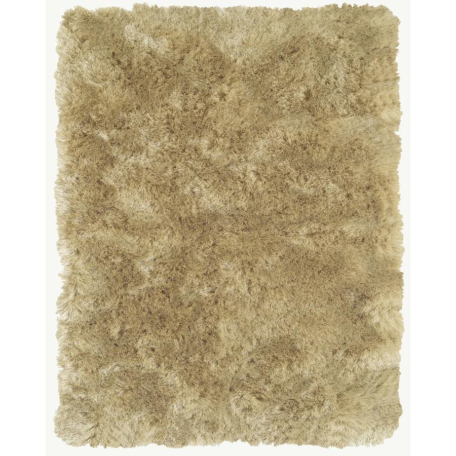 Isleta Cream Rectangular Indoor Tufted Throw Rug (Common: 2 x 3; Actual: 24-in W x 40-in L)