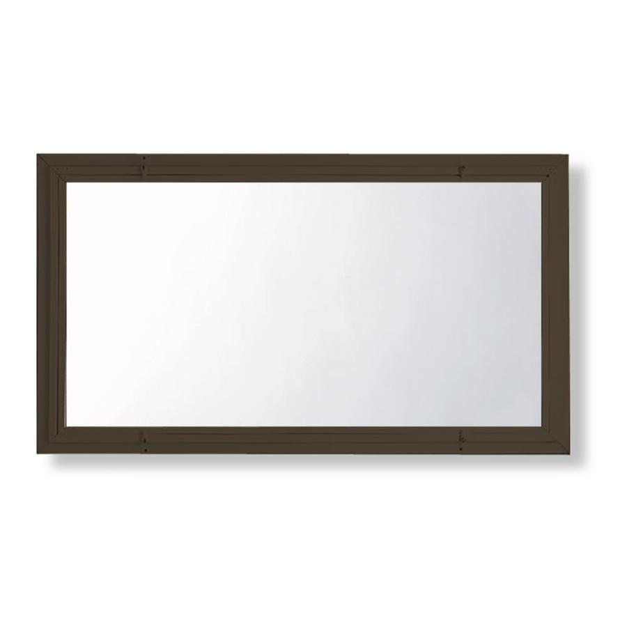 Comfort-Bilt Single-Glazed Basement Aluminum Storm Window (Rough Opening: 32.1875-in x 22.1875-in; Actual: 32.062-in x 22.062-in)