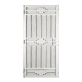 Gatehouse Cherokee Steel Surface Mount Single Security Door  sc 1 st  Lowe\u0027s & Shop Security Doors at Lowes.com