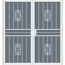 Gatehouse Ventura Steel Surface Mount Double Security Door