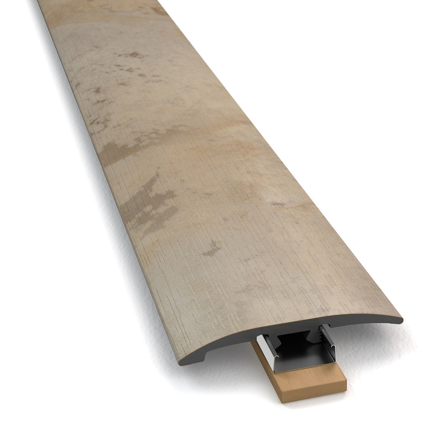 STAINMASTER 2-in W x 94-in L PVC Tile Edge Trim