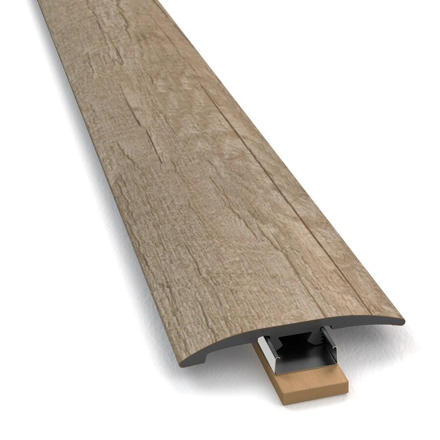 STAINMASTER Aspen Ridge 3-1 2-in W x 94-in L PVC Tile Edge Trim