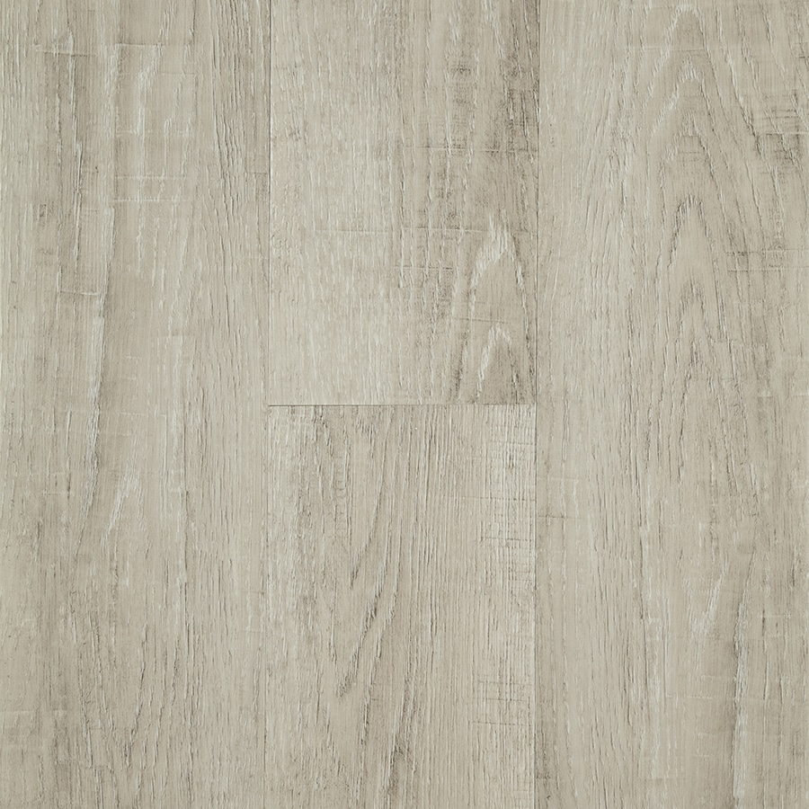 STAINMASTER 10-Piece 5.74-in x 47.74-in Washed Oak Cottage/Gray Floating Luxury Commercial/Residential Vinyl Plank