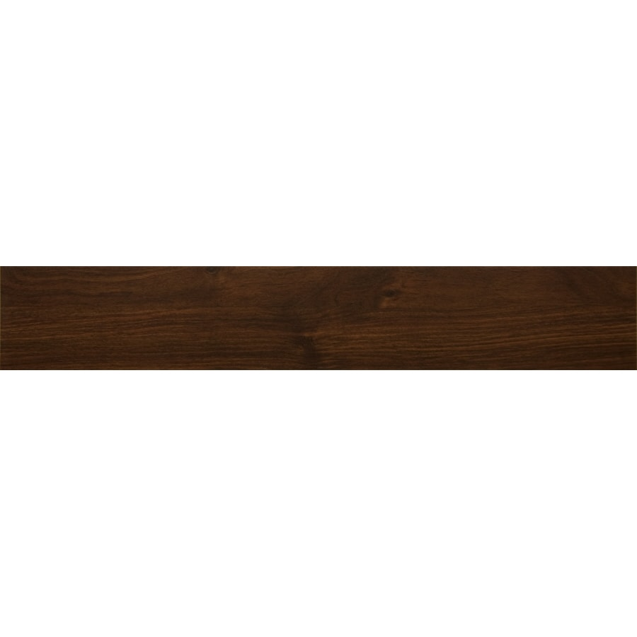 Novalis 20-Piece 6-in x 36-in Brazilian Walnut Glue Down Commercial/Residential Vinyl Plank