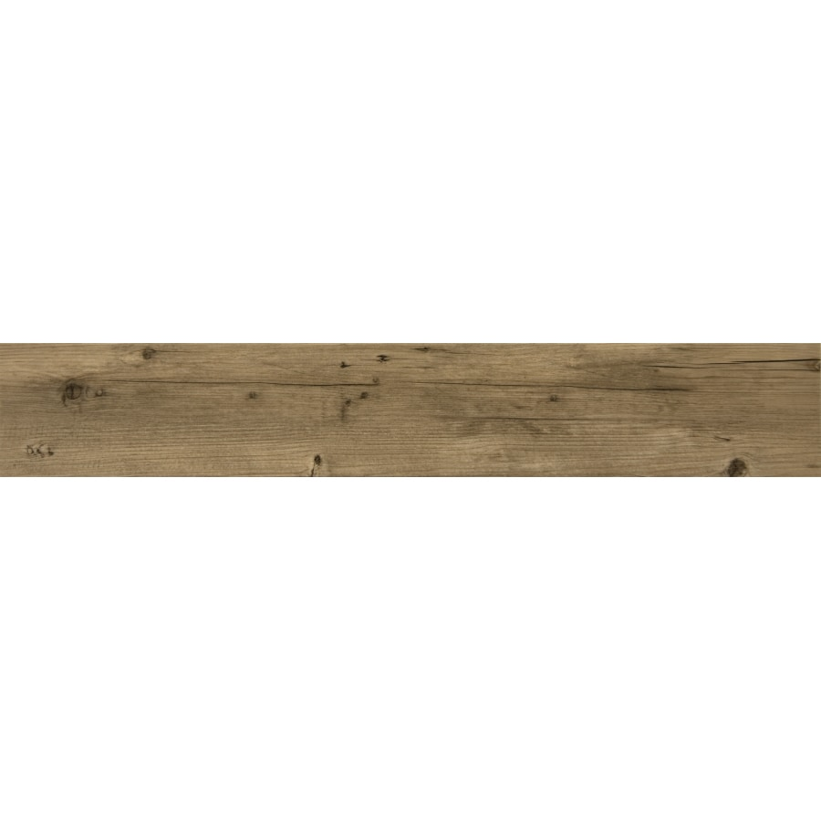 Novalis 20-Piece 6-in x 36-in Barnwood Glue Down Oak Commercial/Residential Vinyl Plank