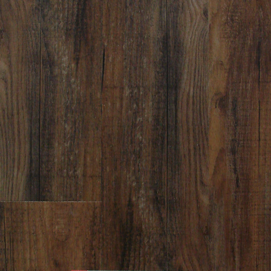 Style Selections 6-in x 48-in Antique Woodland Peel-and-Stick Oak Residential Vinyl Plank