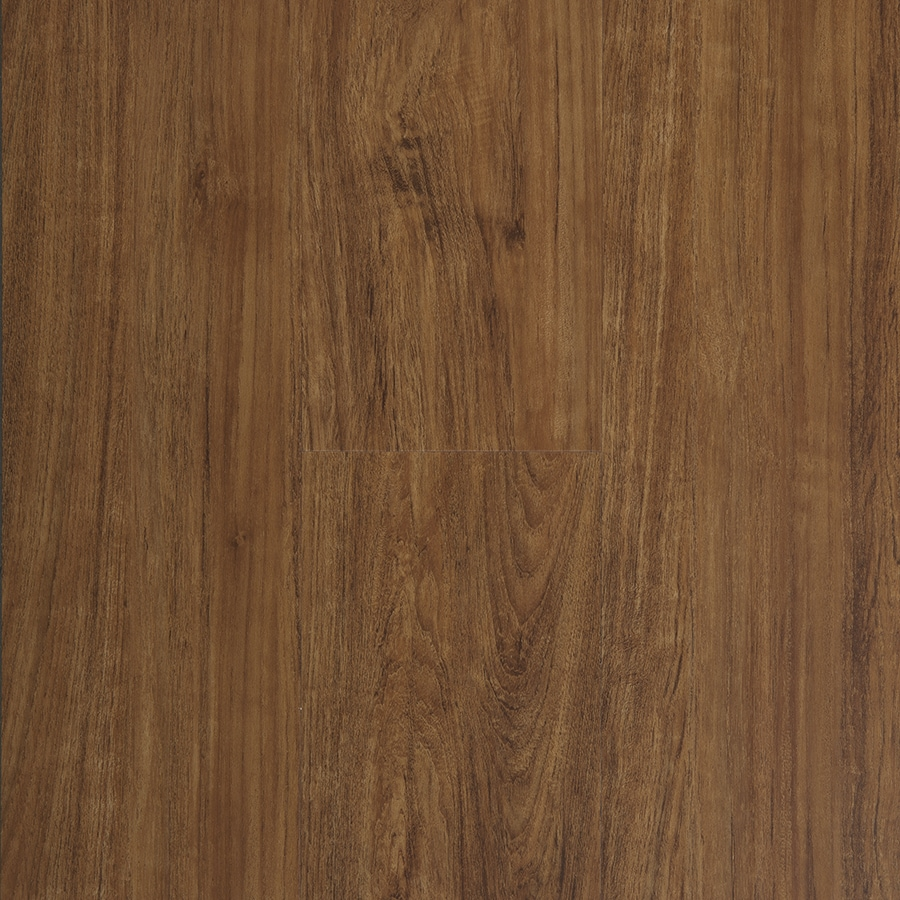 STAINMASTER 10-Piece 5.74-in x 47.74-in Handscraped - Retreat/Cherry Locking Luxury Residential Vinyl Plank
