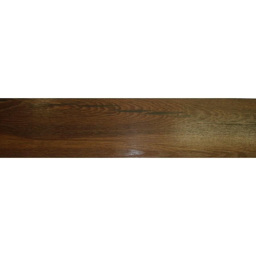 Novalis 6-in x 48-in Rustic Mahogany Vinyl Plank
