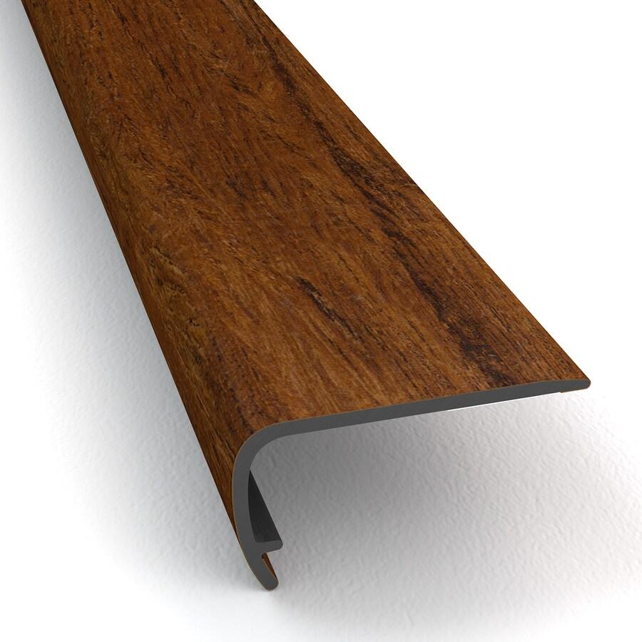 STAINMASTER 2-in x 94-in Handscraped Arbor Vinyl Stair Nosing