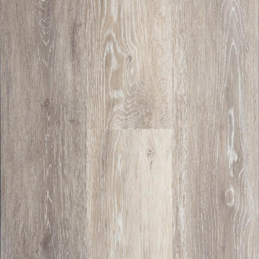 Shop Stainmaster Stainmaster Washed Oak Dove Vinyl Plank