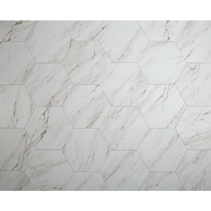 X 9 In Groutable Grecian Marble L
