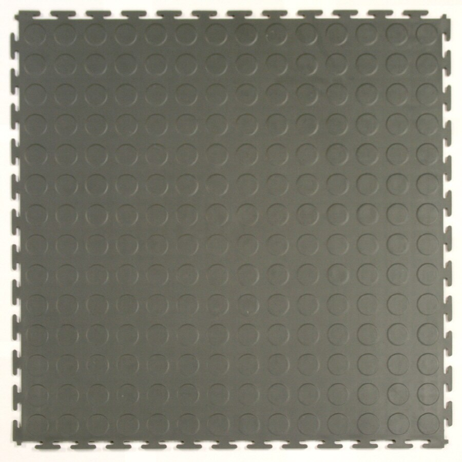 Style Selections 20-in x 20-in Interlocking System Tile