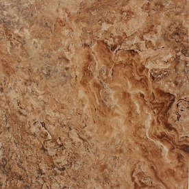 STAINMASTER Stainmaster 1-piece 18-in x 18-in Groutable Corsica Cavern Peel and Stick Luxury Vinyl Tile