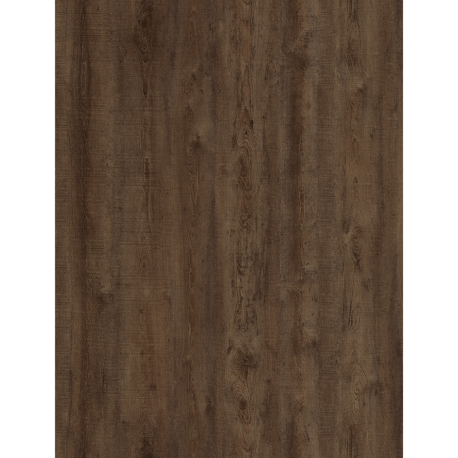 STAINMASTER 10-Piece 6-in x 48-in Laredo/Brown Glue (Adhesive) Luxury Vinyl Plank Light Commercial/Residential Vinyl Plank