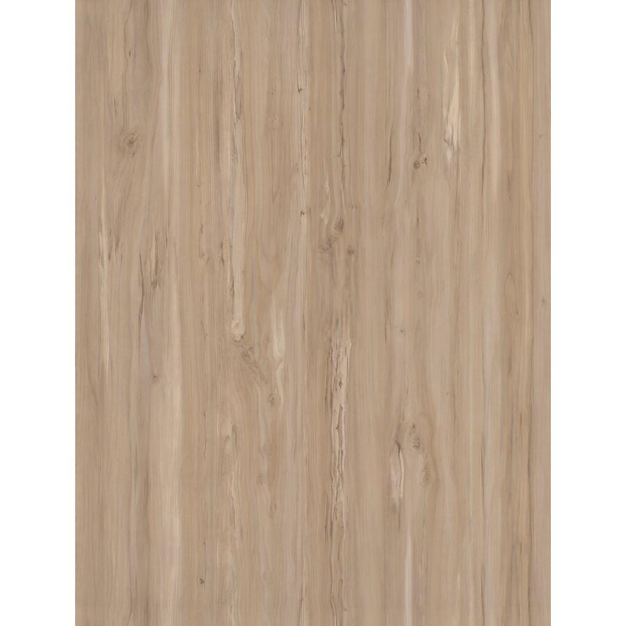 STAINMASTER 10-Piece 6-in x 48-in Sweet Water/Light Brown Glue (Adhesive) Luxury Light Vinyl Plank