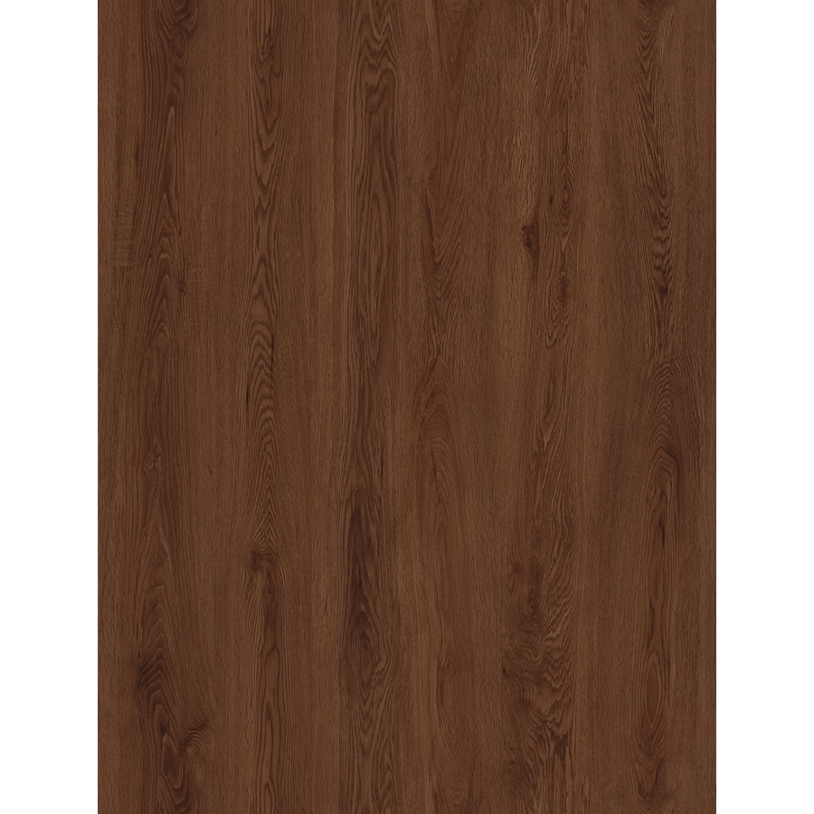 STAINMASTER 10-Piece 6-in x 48-in Princeton/Brown Glue (Adhesive) Luxury Vinyl Plank Light Commercial/Residential Vinyl Plank