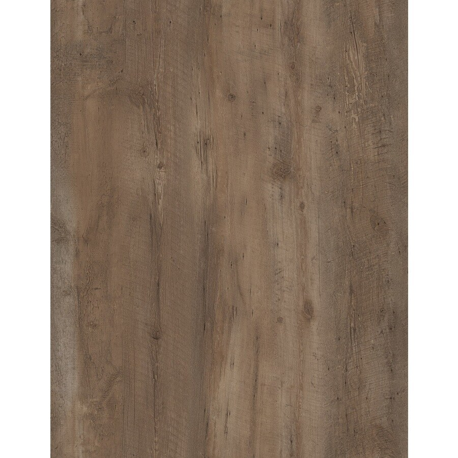 STAINMASTER 10-Piece 5.74-in x 47.74-in Charlestowne/Brown Locking Luxury Vinyl Plank Light Commercial/Residential Vinyl Plank