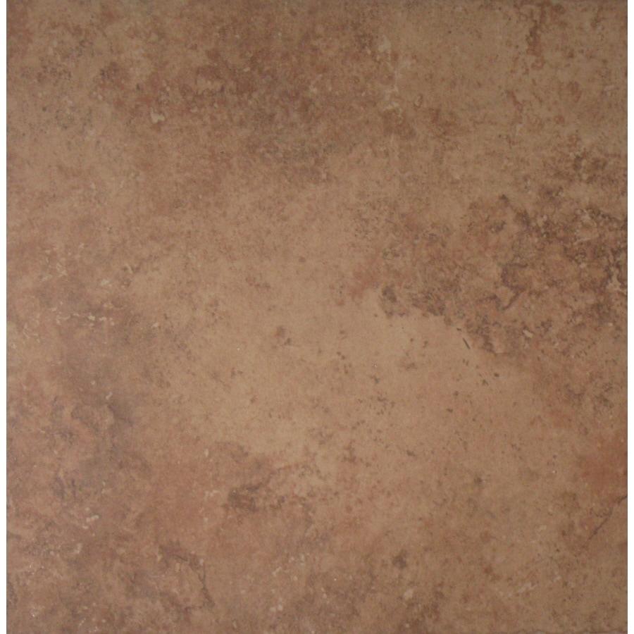 Novalis 10 Piece Terracotta Stone Peel And Stick Stone