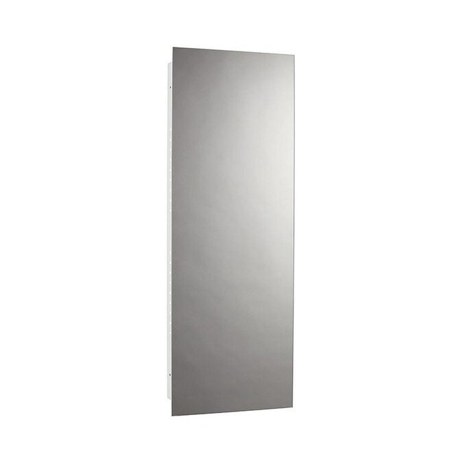 Jensen Illusion 13-in x 36-in Rectangle Recessed Mirrored ...
