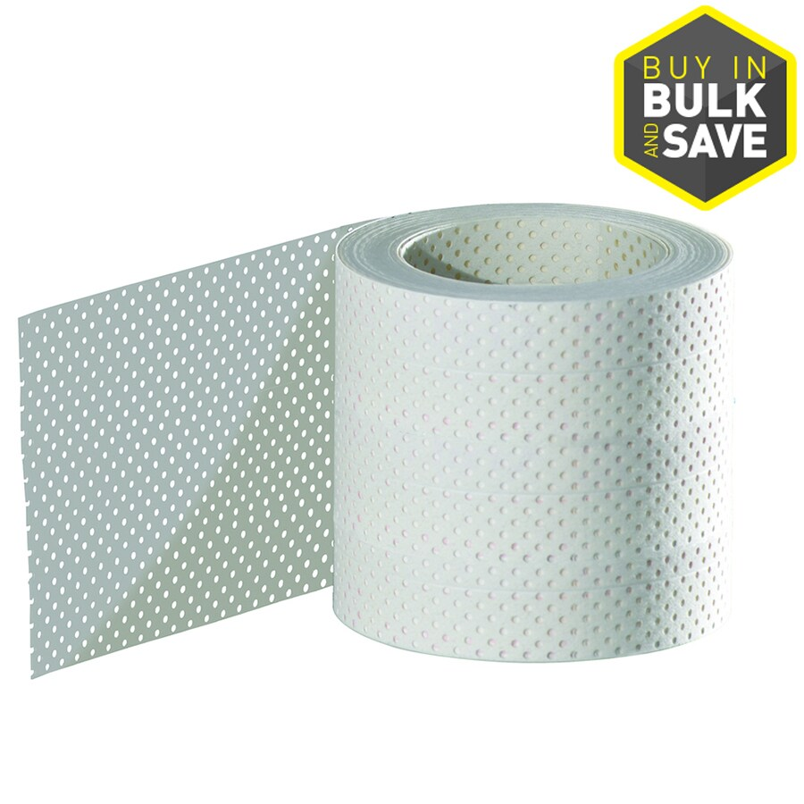 Strait-Flex 5.5-in x 20-ft Perforated Joint Tape