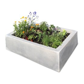 Raised Planter Box Planters Stands Window Boxes At Lowes Com