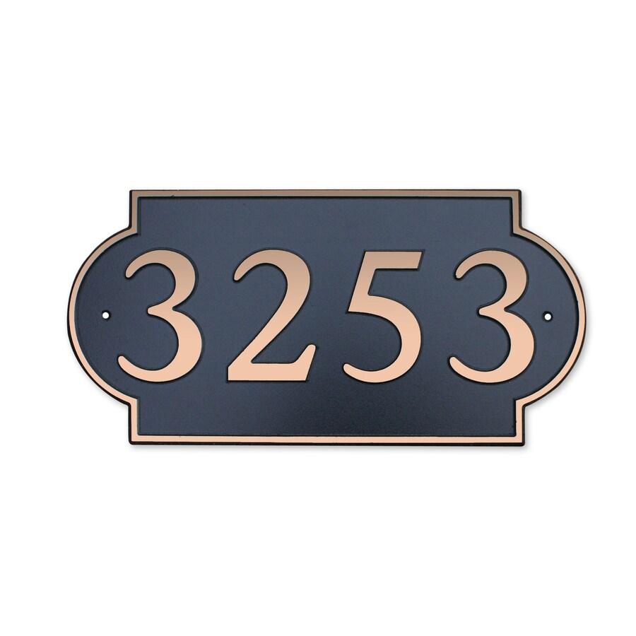 Dekorra 6-in x 12-in Plaque